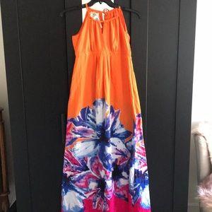 ICE Maxi Dress- Size 6